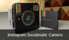 Камера Instagram Socialmatic Camera
